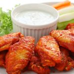 appetizer chicken wings
